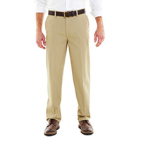 Mens relaxed fit pants